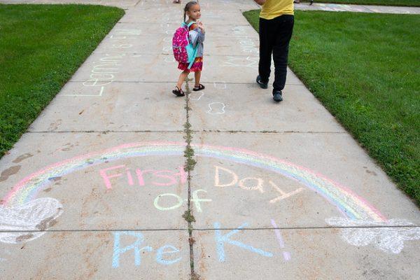 Preschool classes begin September 8th