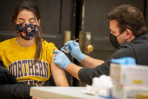 A Thousand Shots: DMPS Rolls Up Sleeves at Vaccine Clinic